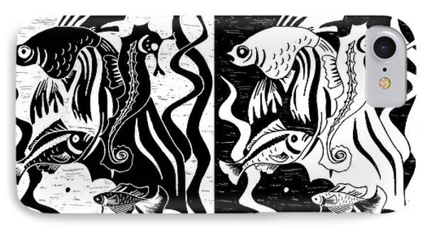 Underwater Fish Phone Case by Svetlana Sewell