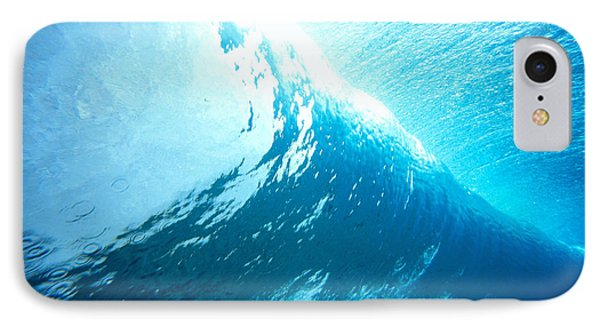 Underwater Wave IPhone Case by Vince Cavataio - Printscapes