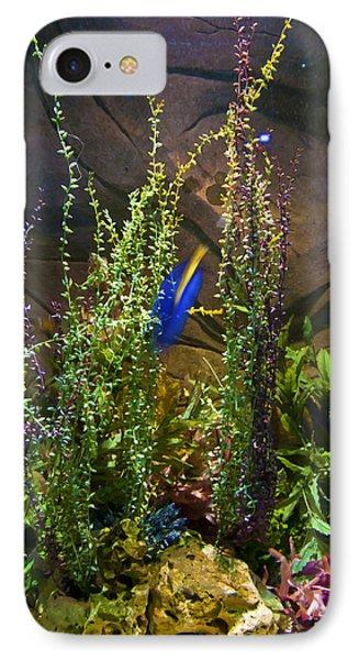 Underwater03 Phone Case by Svetlana Sewell