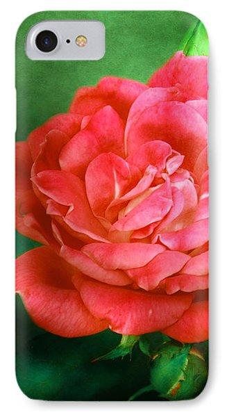 Unfailing Beauty IPhone Case by Anita Faye
