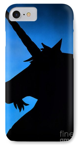 IPhone Case featuring the photograph Unicorn by Craig B