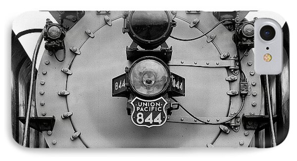 Union Pacific 844 IPhone Case by Bud Simpson