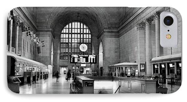 Union Station IPhone Case