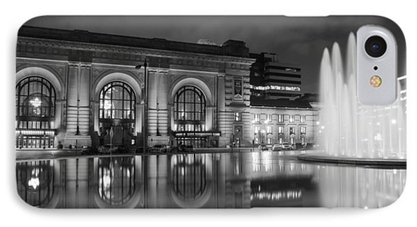 Union Station Reflections IPhone Case