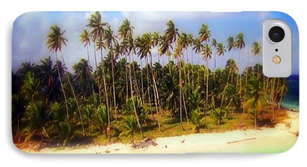 Unique Symbolic Island Art Photography Icon Zanzibar Sands Beaches Tourist Destination. IPhone Case by Navin Joshi