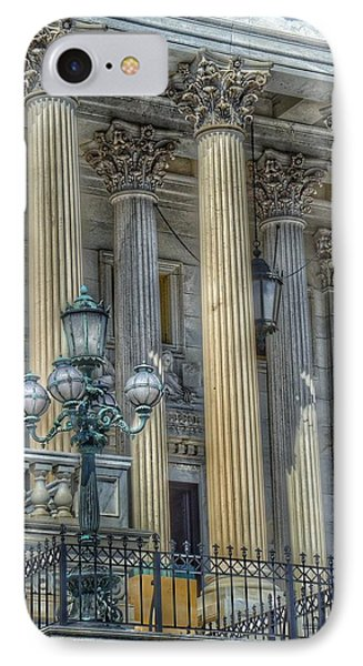 United States Capitol IPhone Case by Marianna Mills