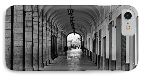 IPhone Case featuring the photograph Universal Sign by David Chandler