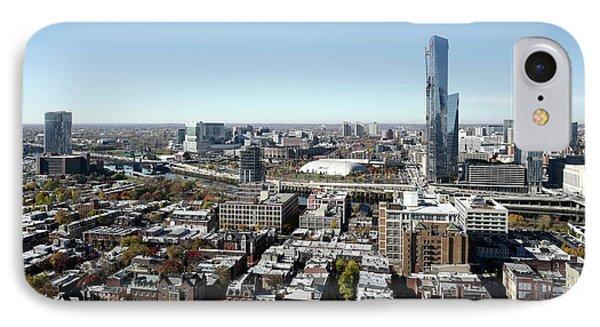University City - Philadelphia IPhone Case