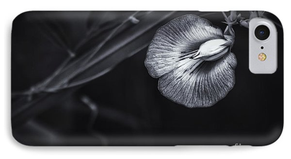 Unknown Beauty IPhone Case by Marvin Spates