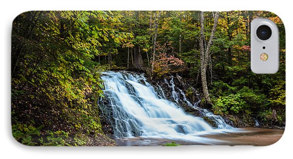 Unnamed Morgan Falls IPhone Case by Jill Laudenslager