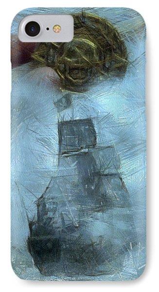 Unnatural Fog IPhone 7 Case by Benjamin Dean