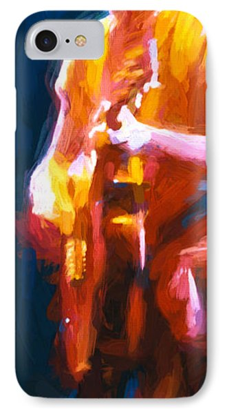 Unplugged IPhone Case by Bob Orsillo