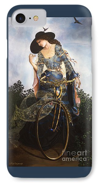 Unstuck In Time IPhone Case by Jane Whiting Chrzanoska