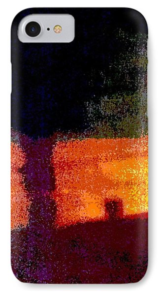 Untitled 1 - By The Window Phone Case by VIVA Anderson