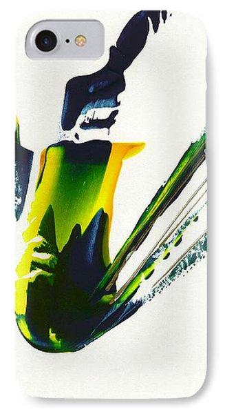 Untitled -23 IPhone Case by Thomas Lupari