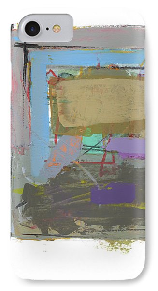 IPhone Case featuring the painting Untitled  by Chris N Rohrbach