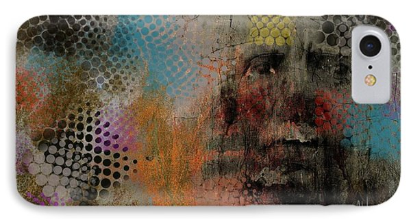 IPhone Case featuring the painting Untitled June 6 2015 by Jim Vance