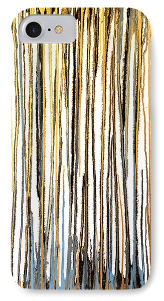Untitled No. 7 IPhone Case by Julie Niemela