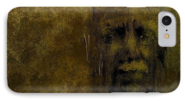 IPhone Case featuring the digital art Untitled Portrait 06june2015 by Jim Vance