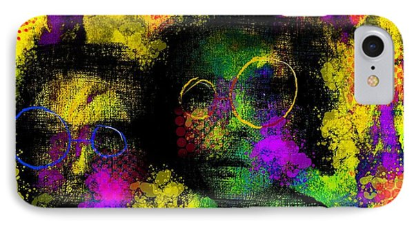 IPhone Case featuring the digital art Untitled2 06june2015 by Jim Vance