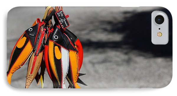 IPhone Case featuring the photograph Unusual Catch by Richard Patmore