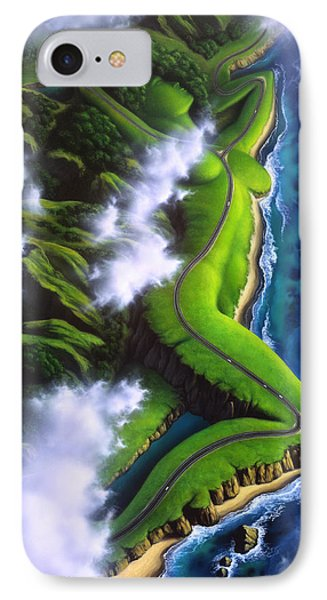 Unveiled IPhone Case by Jerry LoFaro