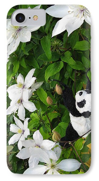 IPhone Case featuring the photograph Up And Up And Up by Ausra Huntington nee Paulauskaite