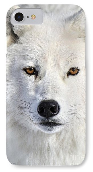 IPhone Case featuring the photograph Up Close And Personal by Heather King