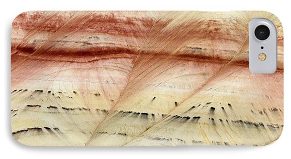 Up Close Painted Hills IPhone Case by Greg Nyquist