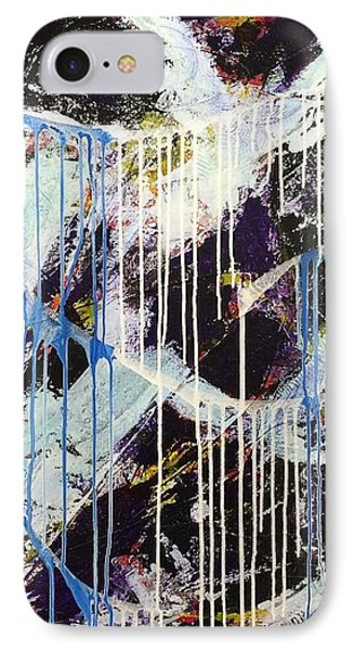 Up In The Air IPhone Case by Sheila Mcdonald