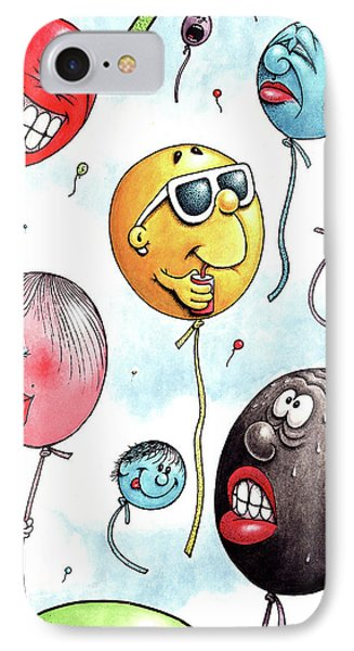 Up Up And Away IPhone Case by Cristophers Dream Artistry