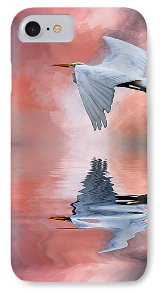 Up. Up And Away IPhone Case by Cyndy Doty