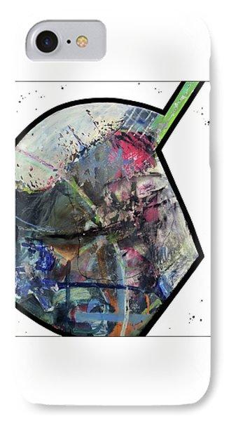 Upgrade Your Imagination  Phone Case by Antonio Ortiz