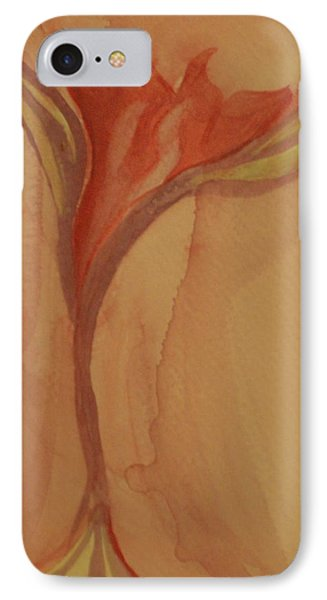 Uplifting IPhone Case by The Art Of Marilyn Ridoutt-Greene