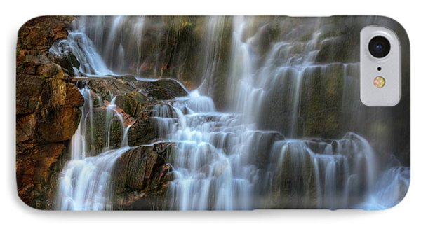 Upper Beartooth Falls IPhone Case