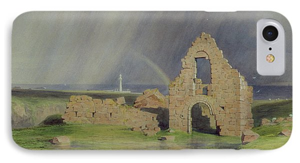 Upper Boddam Castle IPhone Case by James Giles