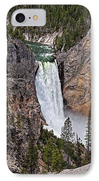 Upper Falls IPhone Case by John Gilbert