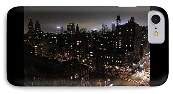 Upper West Side IPhone Case by JoAnn Lense