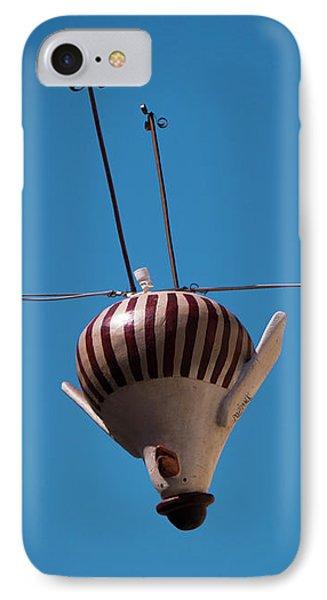 Upside Down Chicken Phone Case by Rae Tucker
