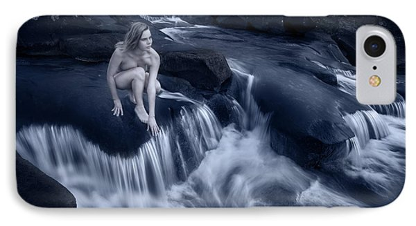 Upstream 2 IPhone Case by Sigthor Markusson