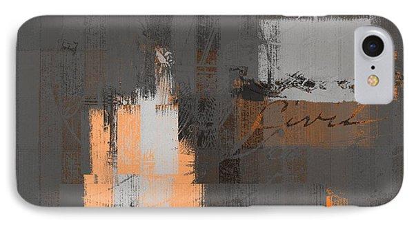 Urban Artan - S0111 - Orange IPhone Case