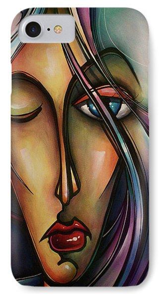 Urban Design Phone Case by Michael Lang
