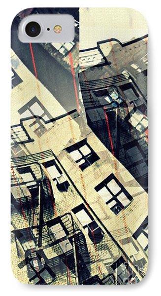 Urban Distress Phone Case by Sarah Loft