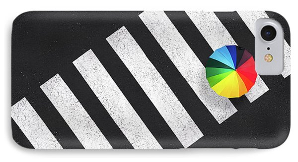 Urban Graphism IPhone Case by Delphimages Photo Creations