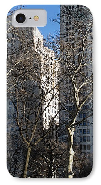 Urban Jungle 2 IPhone Case by Yvonne Wright