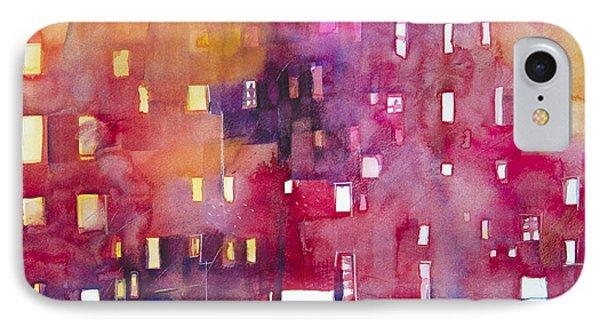 Urban Landscape 3 Phone Case by Alessandro Andreuccetti