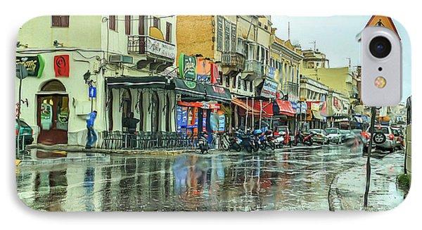 Urban Rain IPhone Case