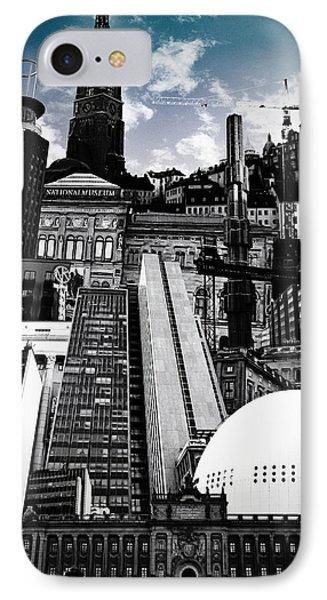 Urban Stockholm IPhone Case