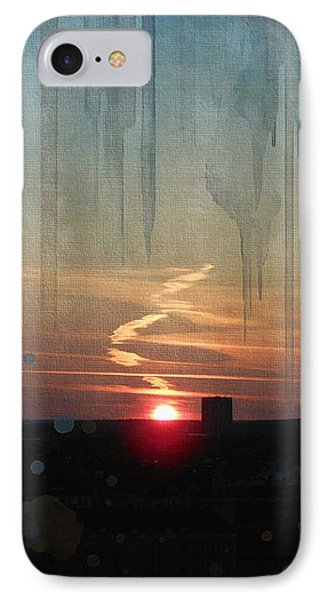 Urban Sunrise IPhone Case by Ivana Westin