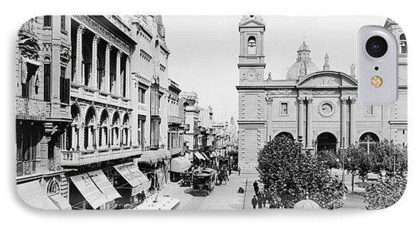 Uruguay: Montevideo IPhone Case by Granger